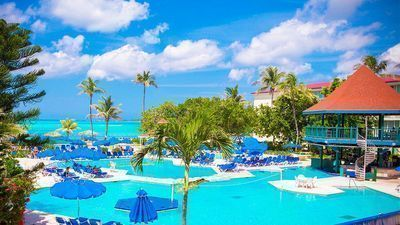 All-Inclusive Breezes Resort in the Bahamas