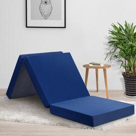 GranRest 4'' Tri Fold Memory Foam Mattress