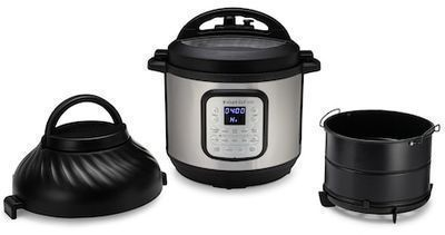 Instant Pot Duo Crisp 11-in-1 Pressure Cooker and Air Fryer