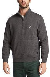 Nautica Classic-Fit 1/4 Zip Fleece Men's Sweatshirt