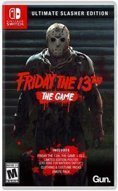 Friday The 13th: Game Ultimate Slasher Edition (Switch)
