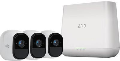 Arlo Pro Smart Security System 3 Wire-Free HD Camera