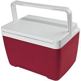 Igloo 9qt Island Breeze Cooler, Diablo Red