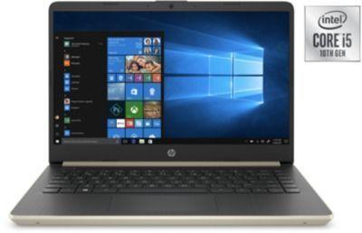 Hp 14 Laptop w/ Intel Core i5 CPU, 8GB Mem + 256 SSD