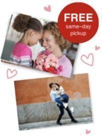 8 x 10 Photo Print for FREE