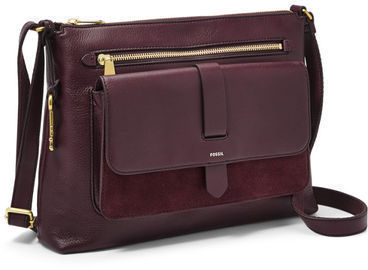 Kinley Crossbody Bag, Fig