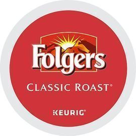 Folger's Classic Roast Coffee Pods 54-Pack
