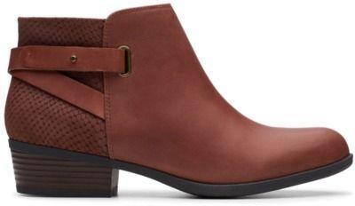 Addiy Gladys Low Boots
