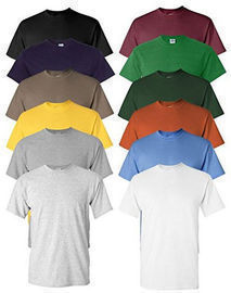 12 Pk. Men's Ultra Soft Moisture Wicking T-Shirts