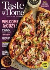 Taste of Home 1 Year, 6 Issues