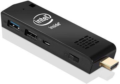 HiRuns T5 Mini PC w/ Intel Z8350 CPU