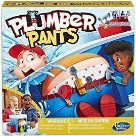 Hasbro Gaming Plumber Pants Game
