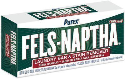 Purex Fels Naptha Laundry Bar