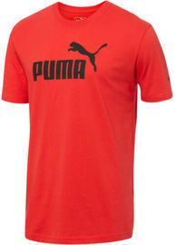 PUMA No. 1 Logo Men's Tee Men Tee Basics