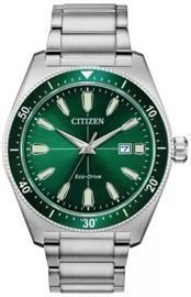Citizen Eco-Drive Men's Brycen Stainless Steel Watch