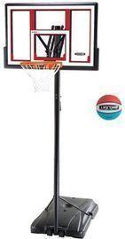 Lifetime 48 Adjustable Portable Basketball Hoop