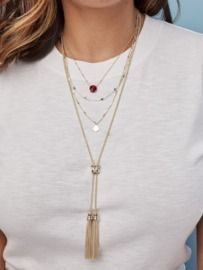 Kendra Scott - 15% Off 1 Necklace   20% Off 2 Necklaces   25% Off 3+ Necklaces