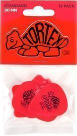 Dunlop Tortex Standard .50mm Guitar Picks 12-Pack