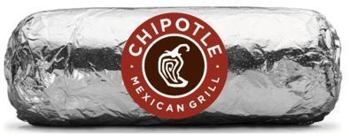 Chipotle Mexican Grill - TODAY! B1G1 Free Entree