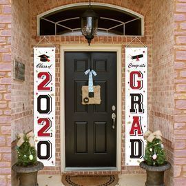 2020 Graduation Party Outdoor Porch Dcor