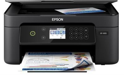 Epson Expression Home Wireless All-in-One Inkjet Printer