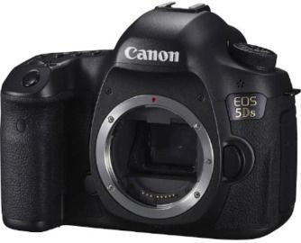 Canon EOS 5DS Digital SLR (Body Only) - International Model
