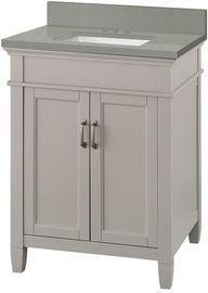 Ashburn 25 x 22 Vanity Cabinet + Vanity Top