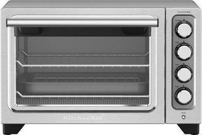 KitchenAid Convection Toaster/Pizza Oven, Contour Silver
