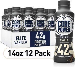Core Power Elite High Protein Shake 14-Fl Oz. Bottle 12-Pack