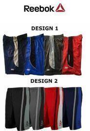 Reebok Men's Mesh Two-toned Performance Shorts