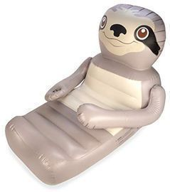 SwimWays Huggables Sloth Oversized Float