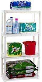 Plano 30 x 14 x 56 4-Shelf Solid Shelving Unit