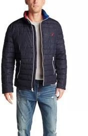 Nautica Men's Tempashere Packable Insulated Jacket