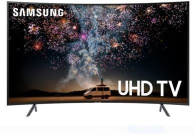 Samsung UN65RU7300 65 Class 4K LED HDTV