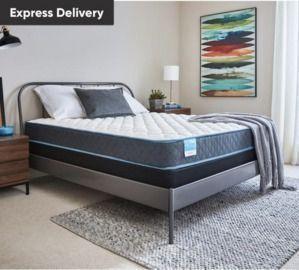 Sleepy's 8.25 Firm Queen Mattress $153 + Shipping
