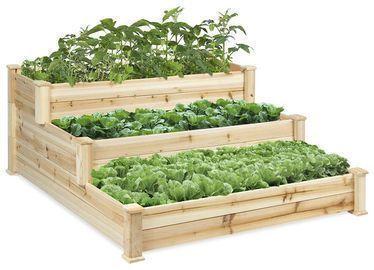 3-Tier Raised Garden Planter