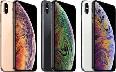 Open-Box Unlocked Apple iPhone XS 512GB Smartphone