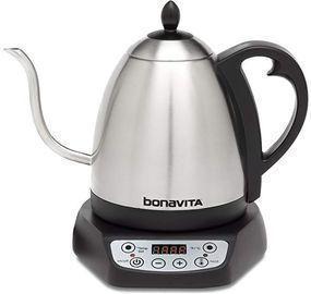 Bonavita 1.0L Digital Variable Temperature Gooseneck Kettle