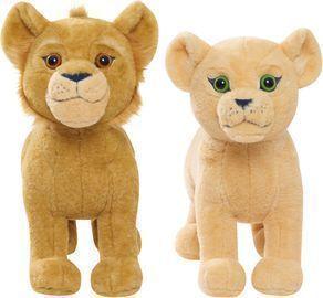 Lion King 14 Fabric Plush Toy (Nala or Simba)