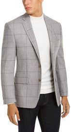 Lauren Ralph Lauren Men's Classic-Fit Windowpane Sport Coat