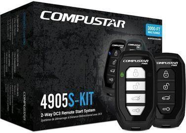 Compustar 2-Way Remote Start System (Installation Required)