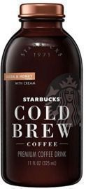 Starbucks Cold Brew Coffee 11-Oz. 6-Count
