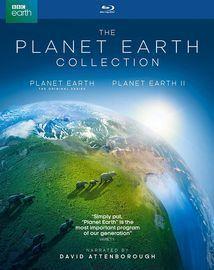Planet Earth I and II Blu-Ray Giftset