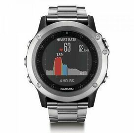 Garmin Fenix 3 HR w/ Titanium and Sport Bands (Refurbished)