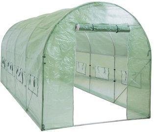 15' x 7' x 7' Walk-In Greenhouse Tunnel Tent