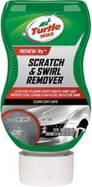 Turtle Wax Renew Rx Scratch & Swirl Remover, 11 oz