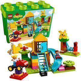 LEGO DUPLO Large Playground Brick Box 10864 Building Block