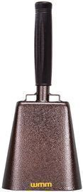 7 Inch Steel Cowbell with Handle