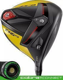 Cobra KING F9 Speedback Driver, Black/Yellow