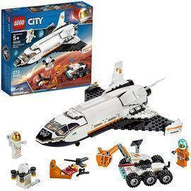LEGO City Space Mars Research Shuttle Space Shuttle Kit